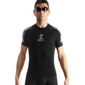 assos SS.skinFoil_Spring/Fall_Evo7 Camiseta, block black
